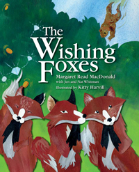 Wishing Foxes