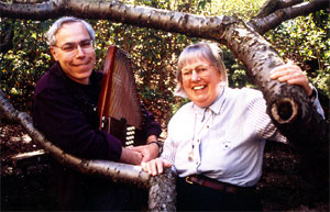 Margaret Read MacDonald and Richard Scholtz